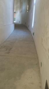 Levigatura cemento dopo